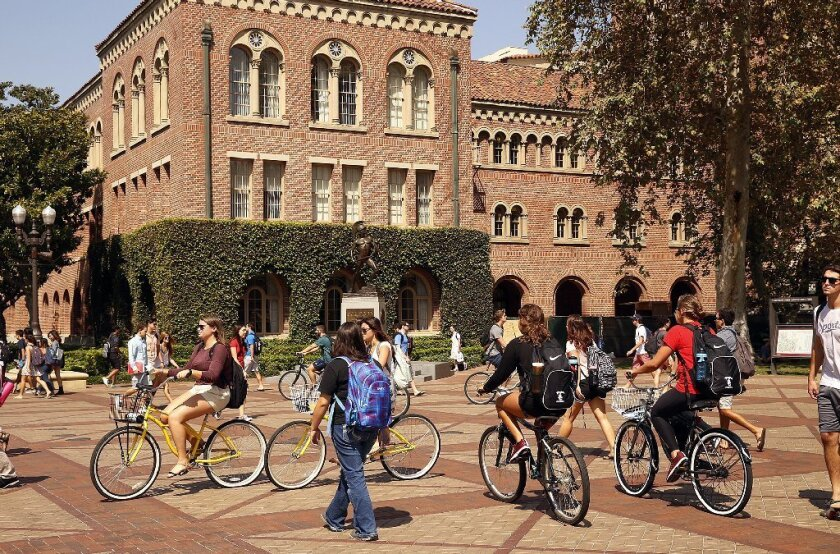 USC is hitting its $6-billion fundraising goal ahead of schedule and will continue its campaign for five more years.