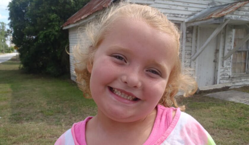 """Alana """"Honey Boo Boo"""" Thompson and the rest of her Georgia family will compete against the """"Cake Boss"""" clan on """"Family Feud."""""""