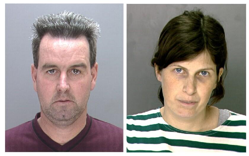 Faith-healing Philadelphia couple sent to prison for sick son's death