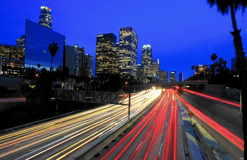Planners make Southern California projections