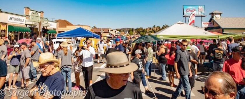 After a successful Ramona AutoFest in 2019, organizers are canceling this year's car show due to COVID-19 circumstances.