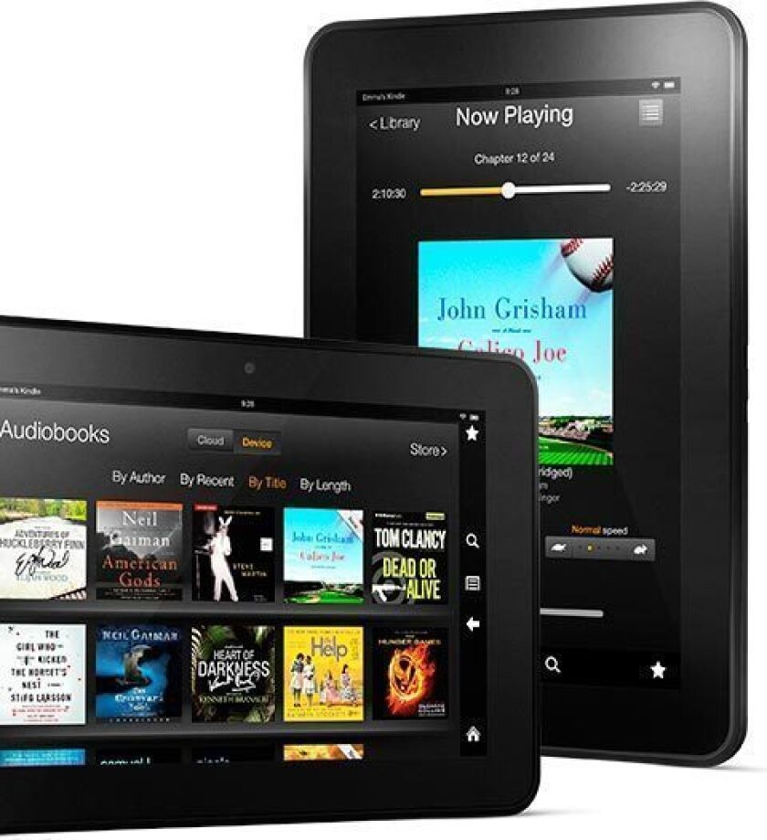 Amazon has knocked $50 off the 8.9-inch Kindle Fire HD for college students that are signed up for Amazon Prime.
