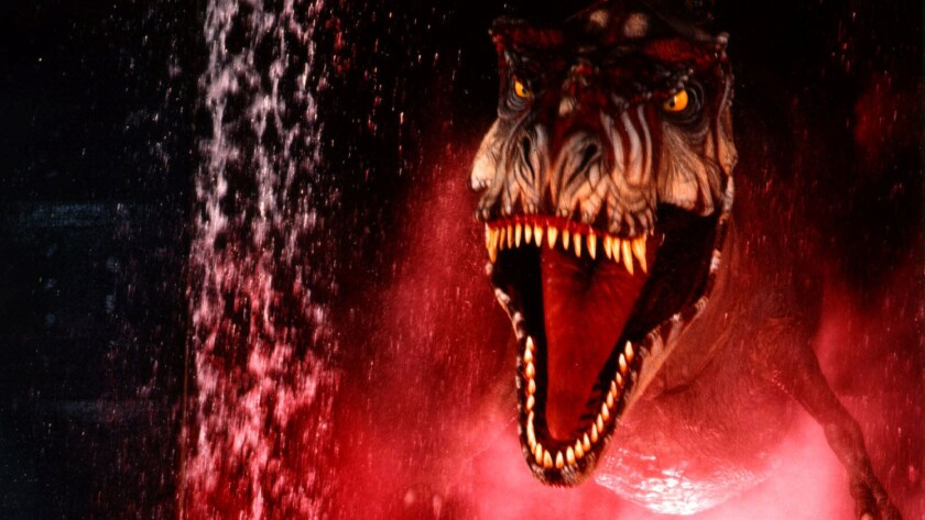 Jurassic Park — The Ride is closing Sept. 3 and will be replaced by a new dinosaur attraction.
