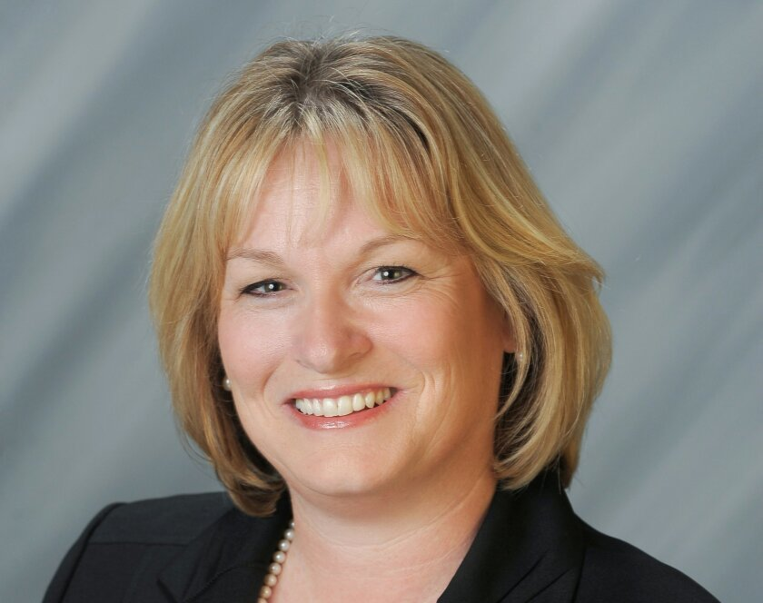 Anne Staffieri is the new Superindent for Escondido Union High School District.