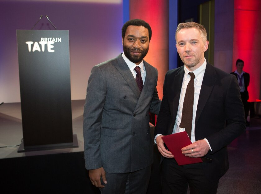 Chiwetel Ejiofor, Duncan Campbell