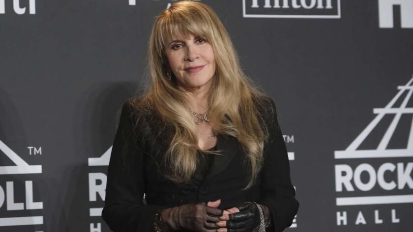 Stevie Nicks Shakira Join Nathan Apodaca S Tiktok Challenge Los Angeles Times