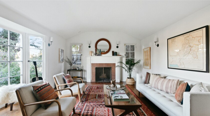 Actor James Jagger buys in Los Feliz, lists in Silver Lake
