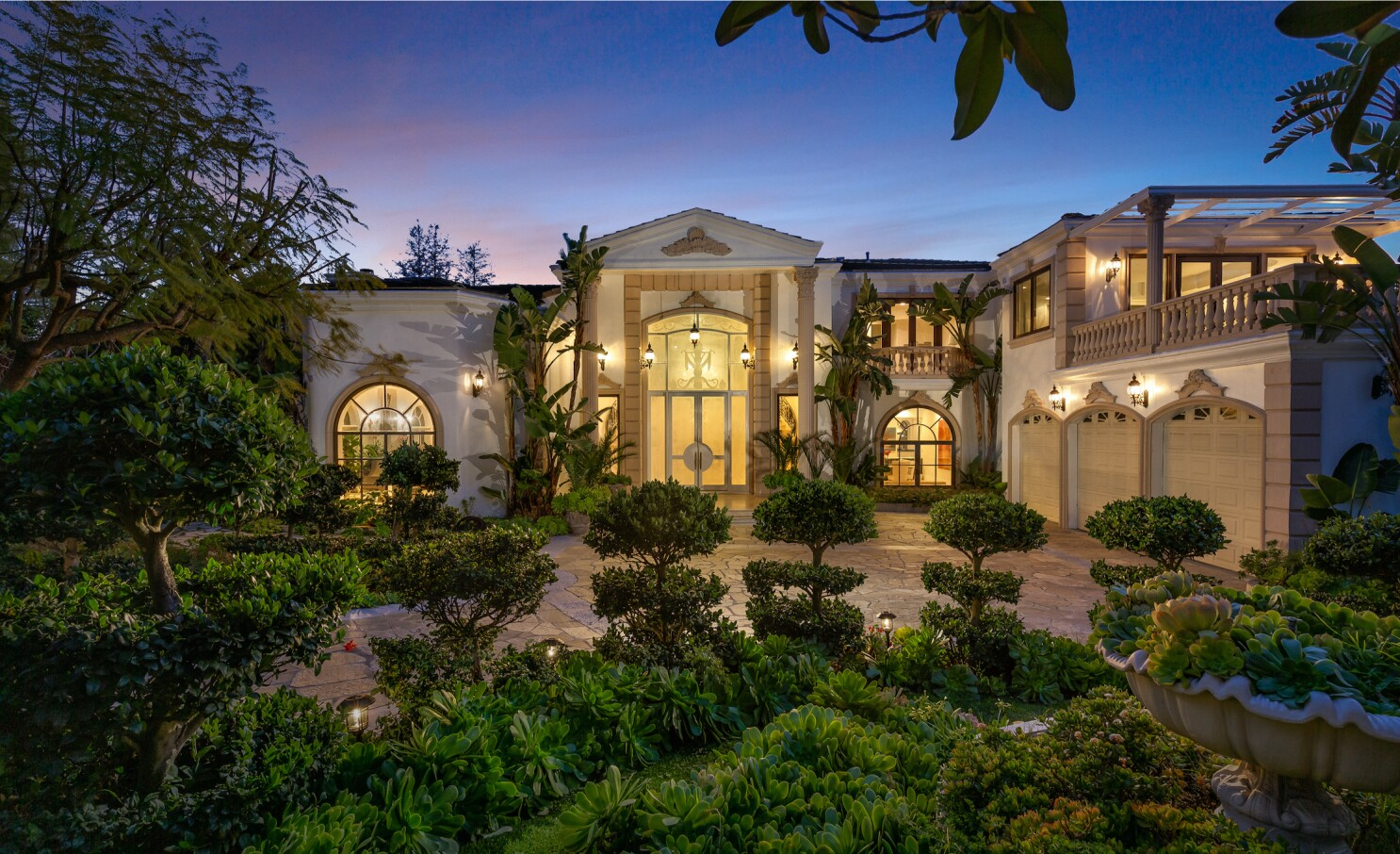 Married Olympians Drop 6 1 Million On Bel Air Mansion Los Angeles Times
