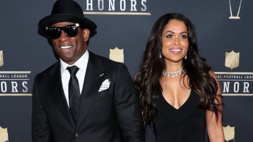 """Former """"Extra"""" co-host Tracey Edmonds, right, has sold her updated town home in Century City for $1.345 million."""
