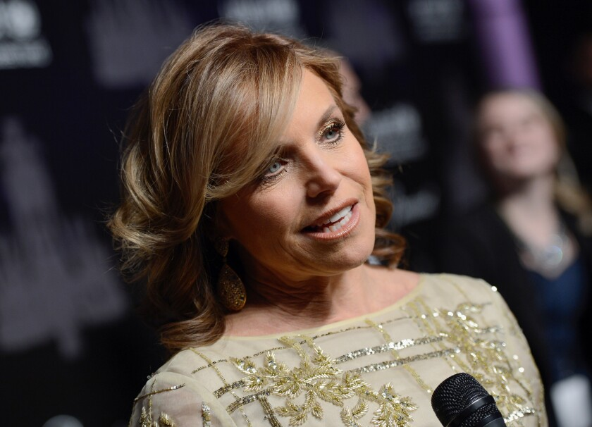 Television talk show host Katie Couric attends the ninth annual UNICEF Snowflake Ball at Cipriani Wall Street in New York. A recent episode of Couric's ABC talk show made alarmist claims about the HPV vaccine.