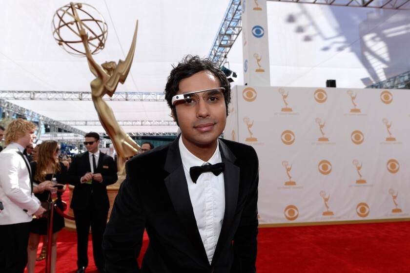 "Kunal Nayyar, known for his role as Dr. Raj Koothrappali on ""The Big Bang Theory,"" has bought a Hancock Park home once owned by actor Nicolas Cage for $7.5 million."