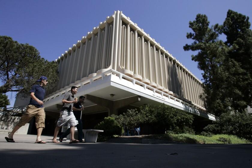 UCI campus