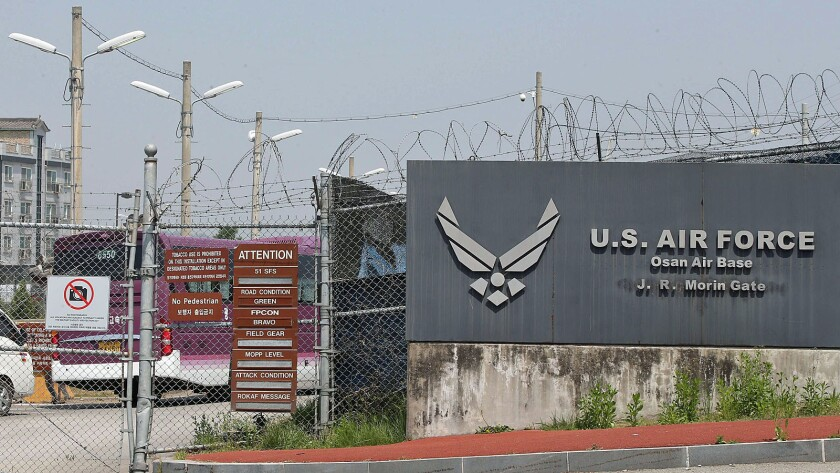 Of the 26 people affected by the Army's accidental shipment of anthrax, 22 are being treated in South Korea.