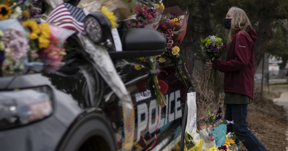 Suspect in Boulder mass shooting had a history of angry outbursts and an assault conviction - Los Angeles Times