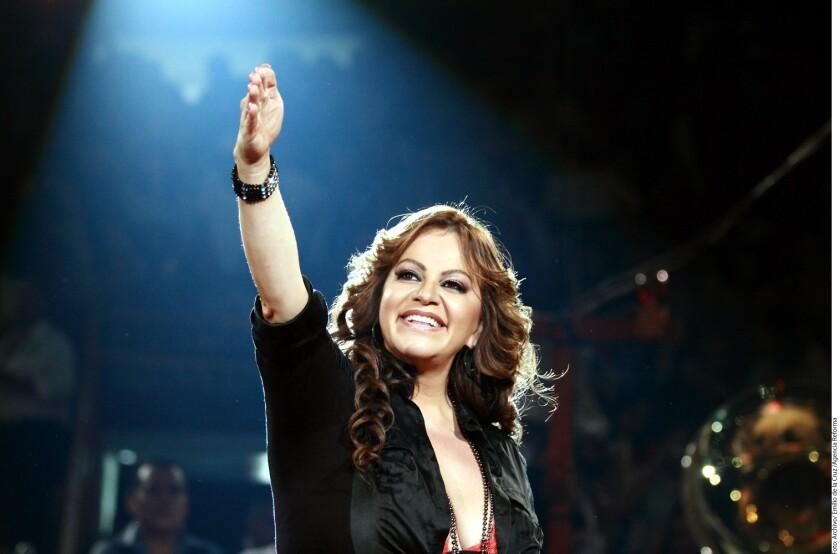 Jenni Rivera falleció en un accidente aéreo el 9 de diciembre de 2012.