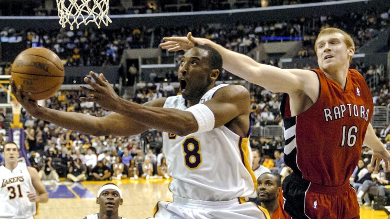 Kobe Bryant, Matt Bonner