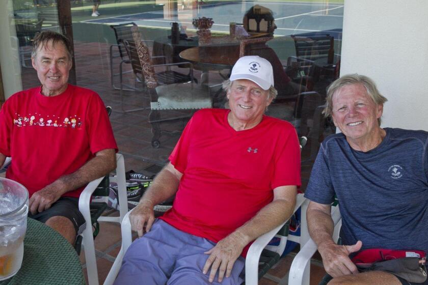 Ed Kardas, Bill Porter, Pat Dougherty