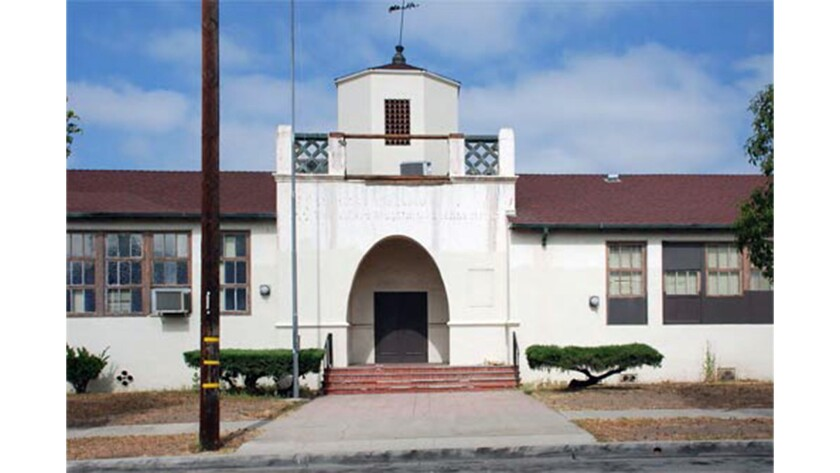 Chapman University recently purchased the Lydia D. Killefer School, which is on the National Register of Historic Places due to its role in a successful school desegregation case in the 1940s.