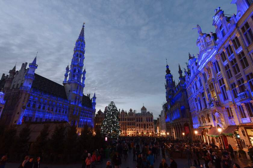 New Year's in Belgium