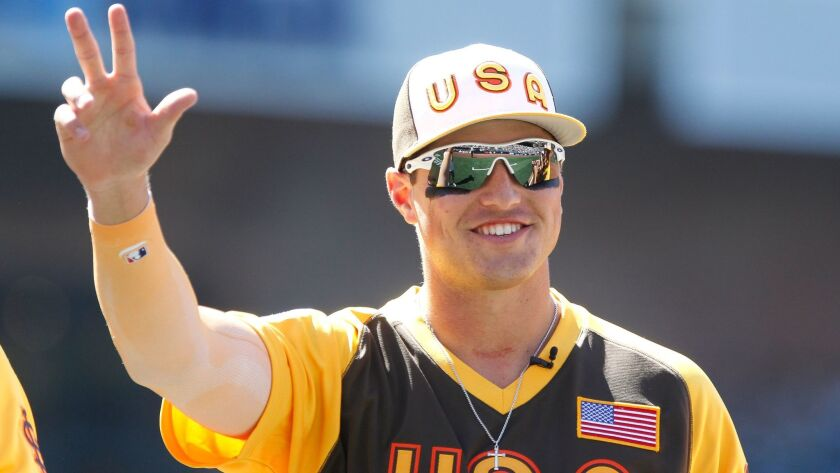 USA's Hunter Renfroe