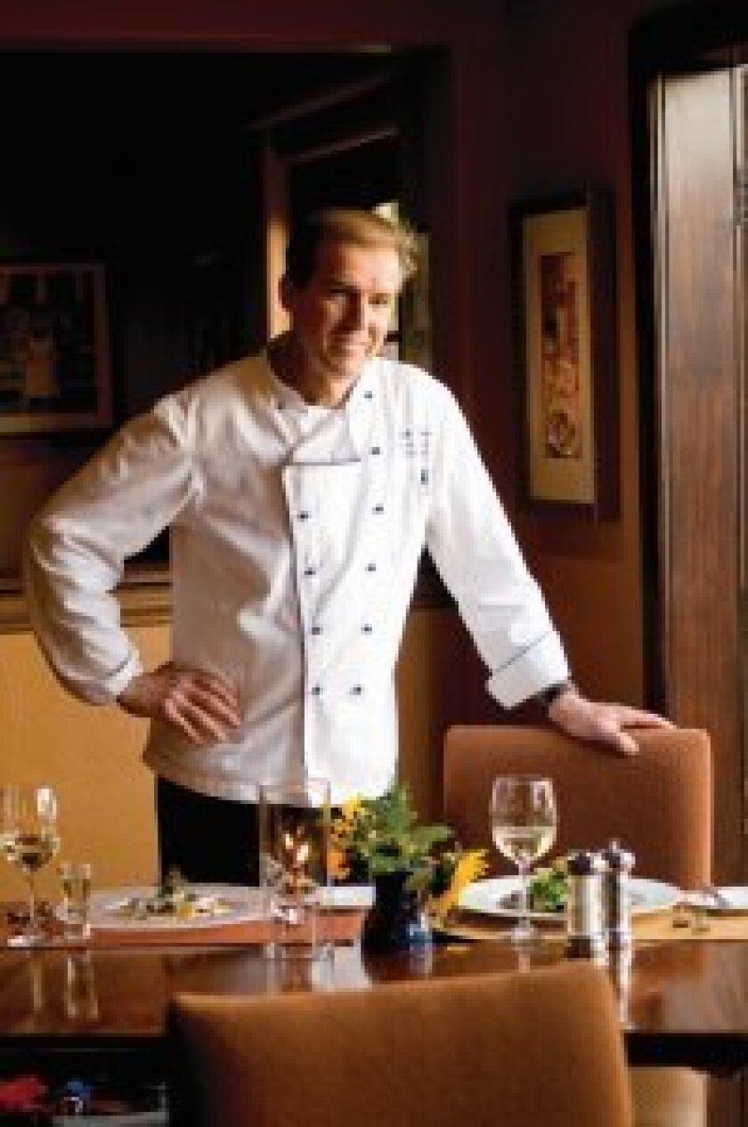 Chef de Cuisine Martin Woesle