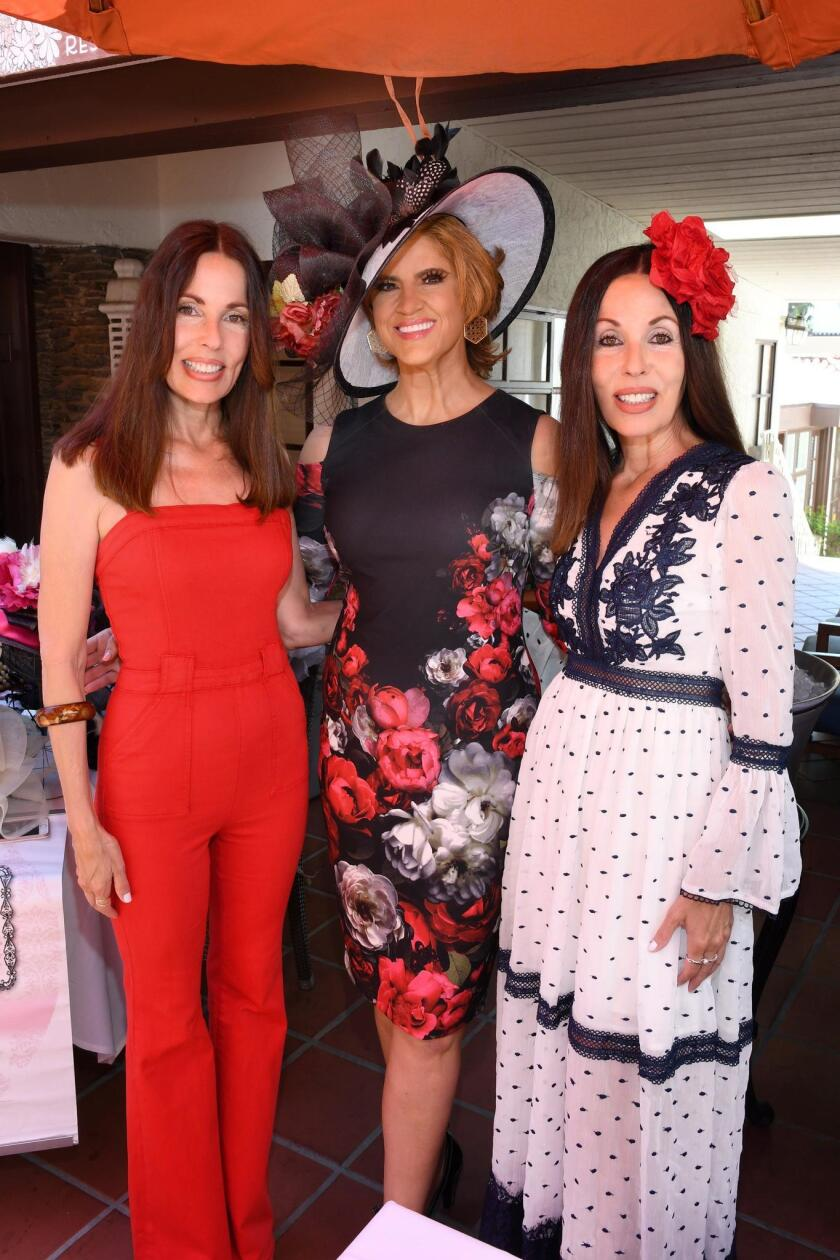The Country Friends Race Day Fashion Show & Luncheon