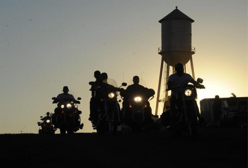 La fiscalía general de Nueva York presentó hoy 121 cargos contra once personas por presuntamente robar motocicletas de alto rendimiento para enviarlas en piezas a la República Dominicana. EFE/Archivo