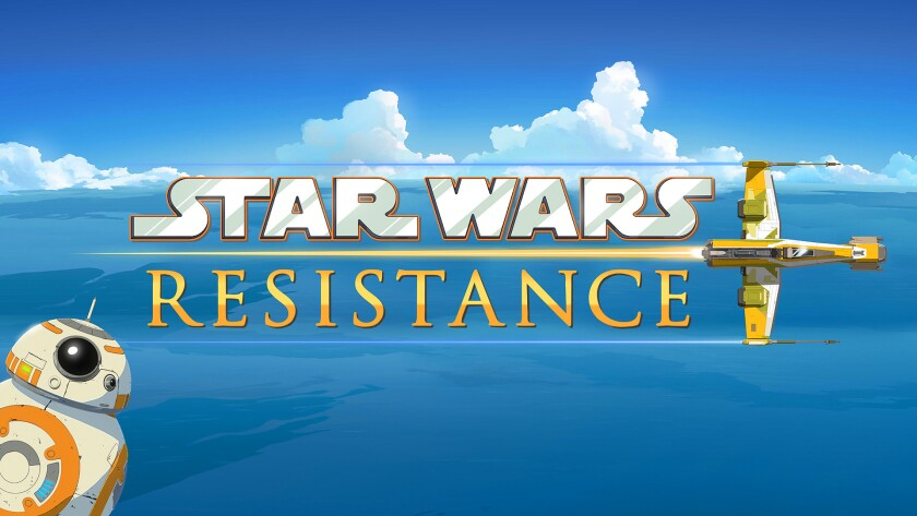 """""""Star Wars Resistance"""" is an upcoming animated series set before the events of """"The Force Awakens."""""""