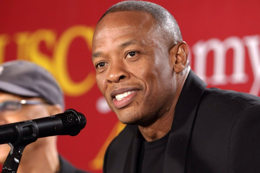 Four Arrested After American music mogul Dr Dre's home burgled while he's hospitalized - Tatahfonewsarena