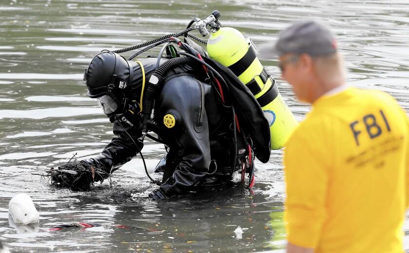 FBI dive team searches for digital footprint of San Bernardino shooters