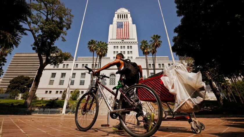"After months of avoiding the term ""sanctuary city,"" the L.A. City Council appears likely to adopt the moniker."