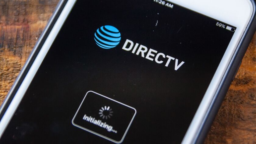 AT&T launches cloud DVR, new version of streaming service