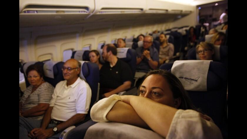 Great Read: Film studio helps fearful fliers get off the