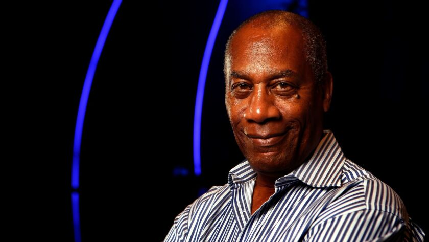 Actor Joe Morton, photographed at the Wallis Annenberg Center for the Performing Arts in Beverly Hil