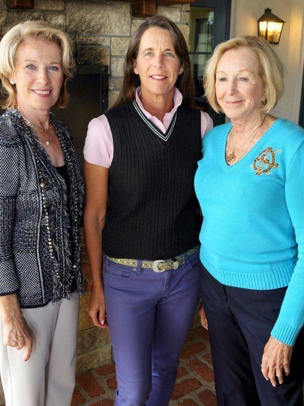 Dita Baker, Deana Ingalls, Jenny Freeborn