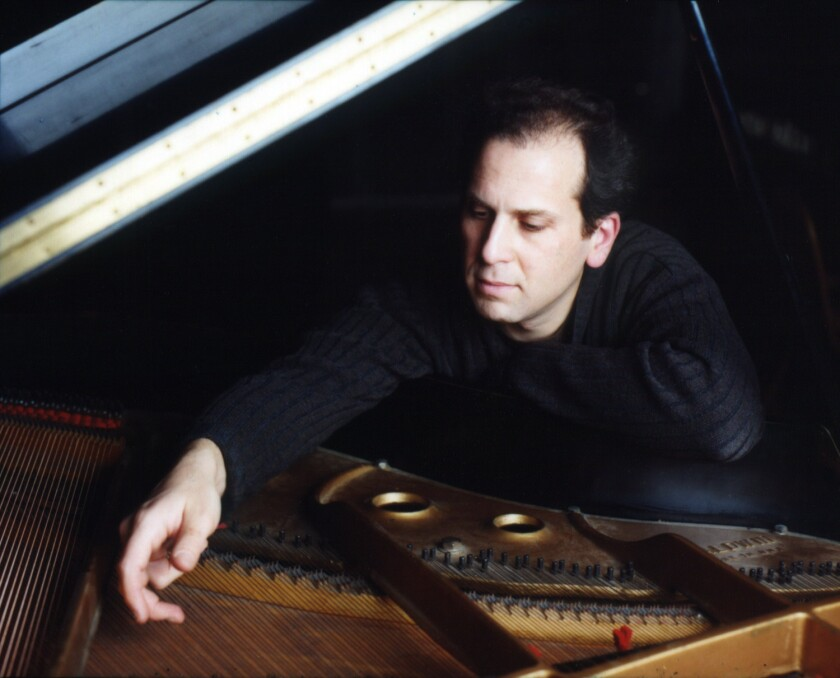 Pianist Larry Goldings and the rest of his quartet will perform at the Athenaeum Music & Arts Library on July 10th.