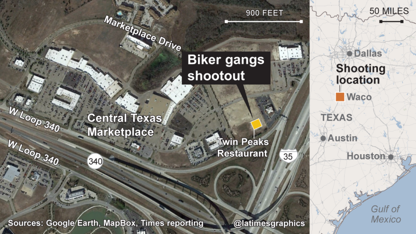 A year after Waco biker shootout, a mom mourns her son and