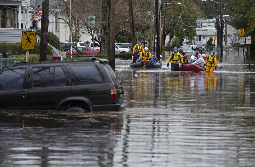 Obama vows 'no red tape,' will tour storm damage in New Jersey