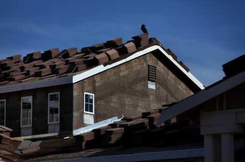 Favorable rates have helped to drive housing demand