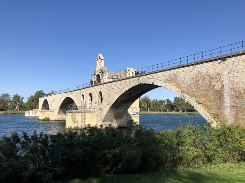 Avignon, France, is a favorite with river cruisers on Cruise Critic.