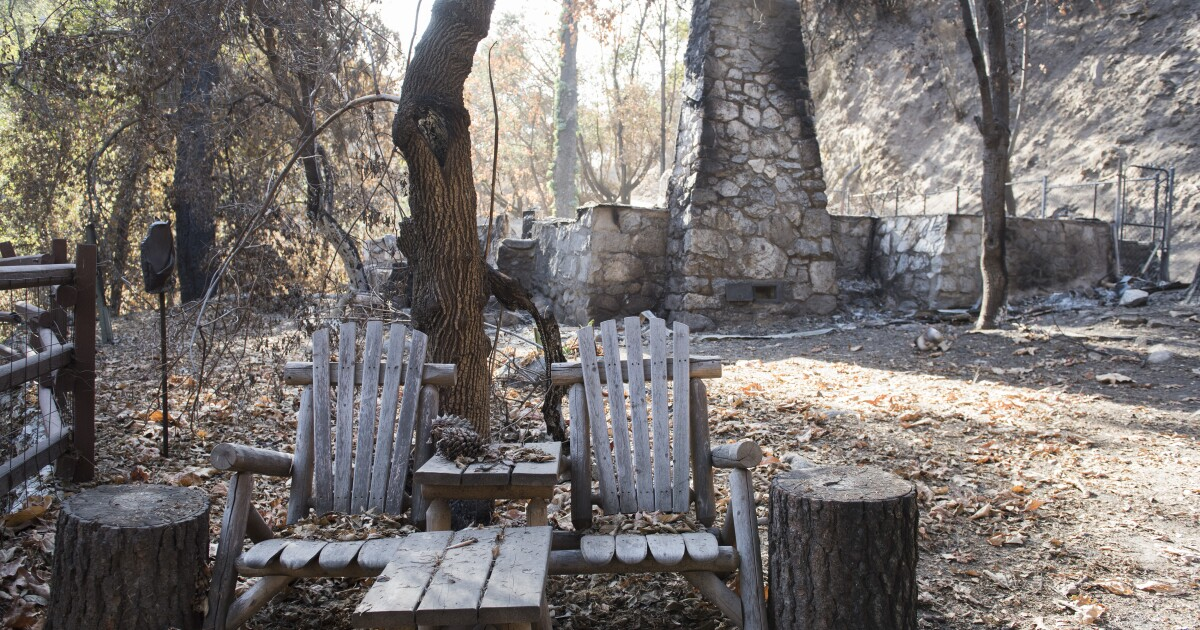 After the Bobcat fire, a century-old community hopes to rebuild its storied past