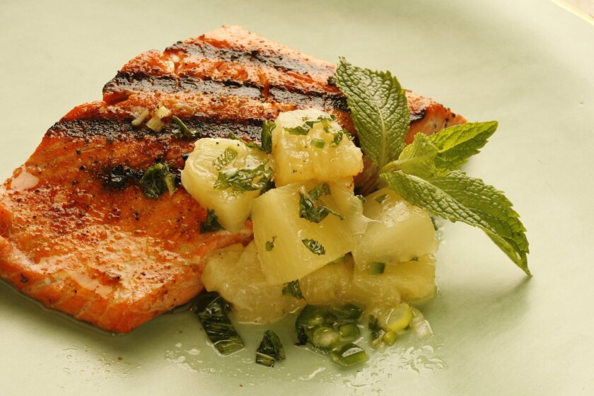 The FDA is recommending that pregnant and breastfeeding women eat more fish, such as salmon, that are high in essential omega-3 fatty acids.