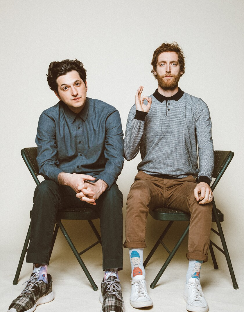 Middleditch and Schwartz