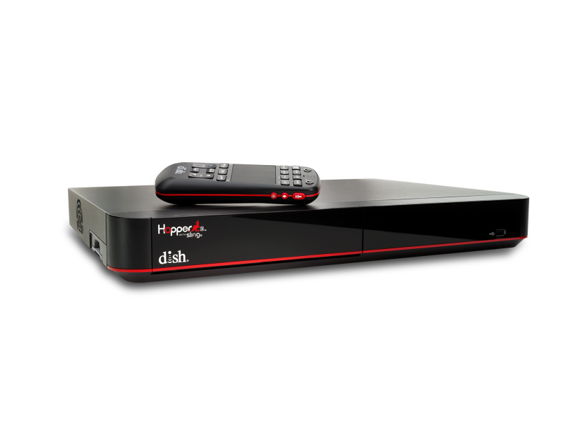 Dish Network's Hopper 3 set-top box