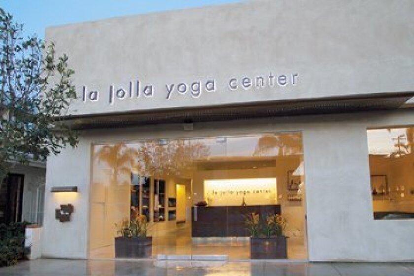 Photo courtesy La Jolla Yoga Center