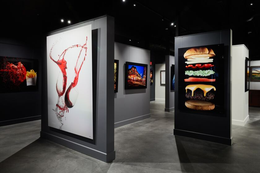 The new Modernist Cuisine Gallery in La Jolla features limited edition prints of food as art by the James Beard Award-winning cook, author and photographer Nathan Myhrvold.