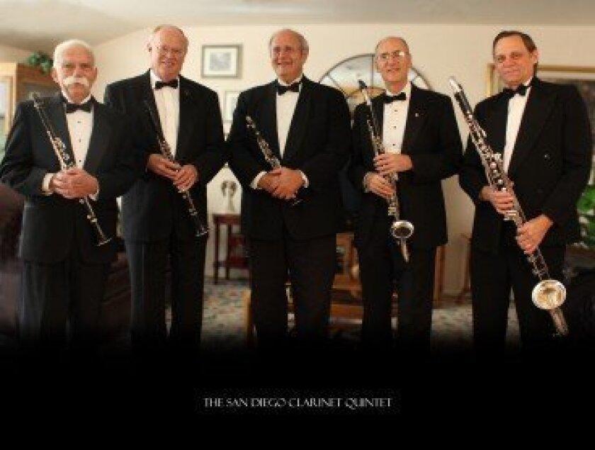 San Diego Clarinet Quintet