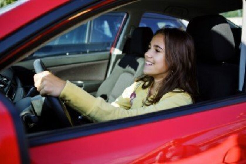 Car accident injury attorney in La Jolla discusses teen's first car.