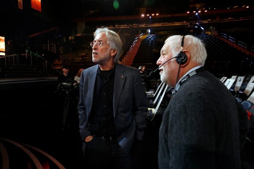 Neil Portnow and Ken Ehrlich