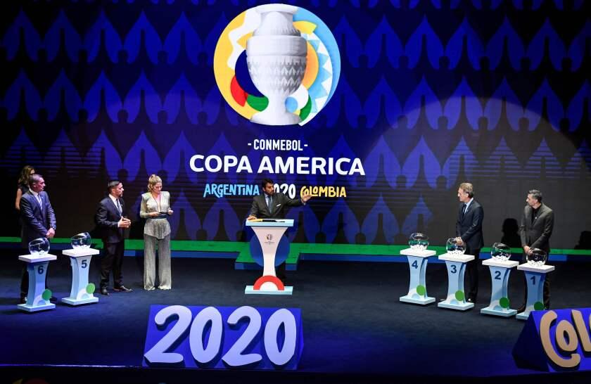 TV: Univision adquiere los derechos de Copa América 2021; asegura 3 torneos  continentales en el verano - Los Angeles Times
